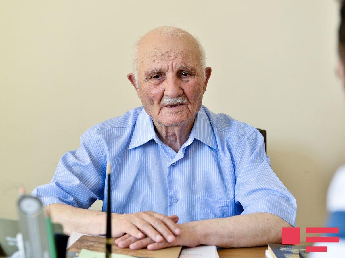 Elm və Sənət sahibi TEYMUR BÜNYADOV 90