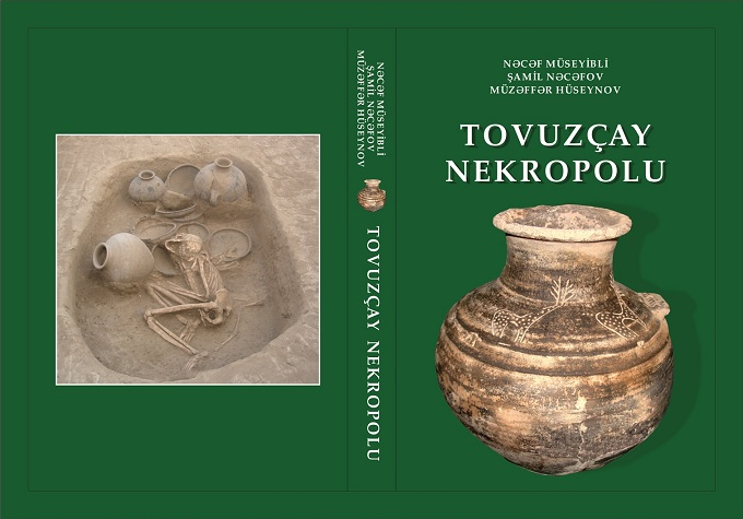 Tovuzçay nekropolunun tədqiqatları barədə yeni kitab nəşr olunub