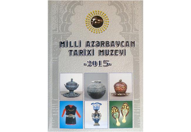 Milli Azərbaycan Tarixi Muzeyinin məqalələr toplusu çapdan çıxıb