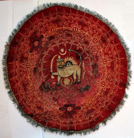 Milli Azərbaycan Tarixi Muzeyinin kolleksiyasına yeni etnoqrafik material daxil olub