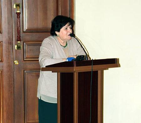 Milli Azərbaycan Tarixi Muzeyində repressiya qurbanlarına həsr olunan tədbir keçirilib