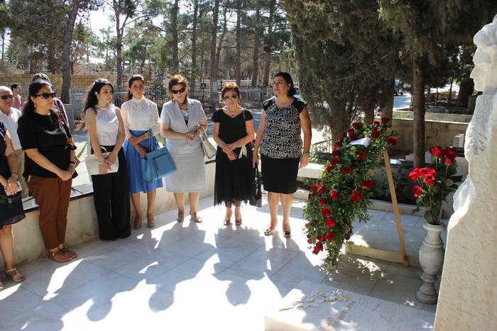 Görkəmli şərqşünas alim Aida İmanquliyevanın xatirəsi anılıb