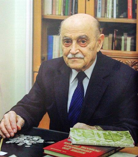 Görkəmli alim-numizmat, professor Əli Rəcəblinin 90 illik yubileyi qeyd olunub