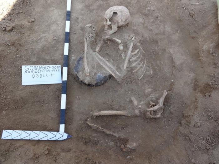 Naftalan və Goranboy ərazisində arxeoloji tədqiqatlar başa çatıb