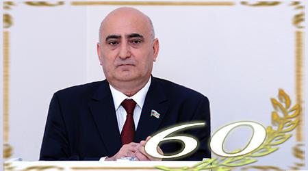 Görkəmli Azərbaycan tarixçisi Musa Qasımlını 60 illik yubileyi münasibətilə təbrik edirik!