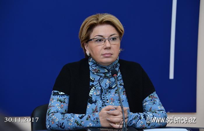 """AMEA-da """"XX əsrdə transmilli erməni terrorunun tarixi"""" adlı kitabın təqdimatı keçirilib"""