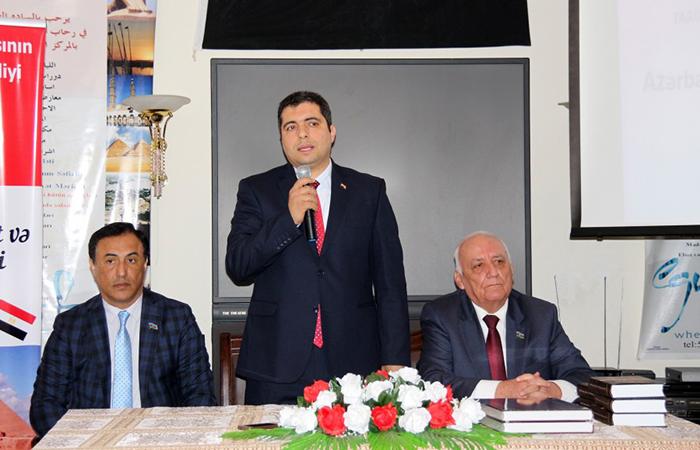 """""""Azərbaycan Xalq Cümhuriyyəti - 100"""" mövzusunda elmi konfrans keçirilib"""