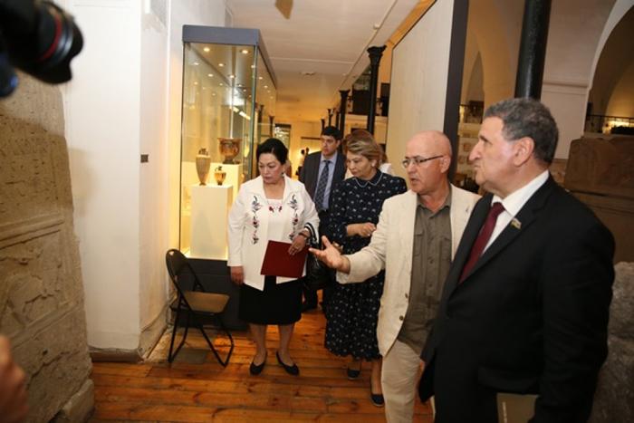 """Sofiyada """"Azərbaycanın arxeoloji irsi"""" mövzusunda sərgi təşkil olunub"""