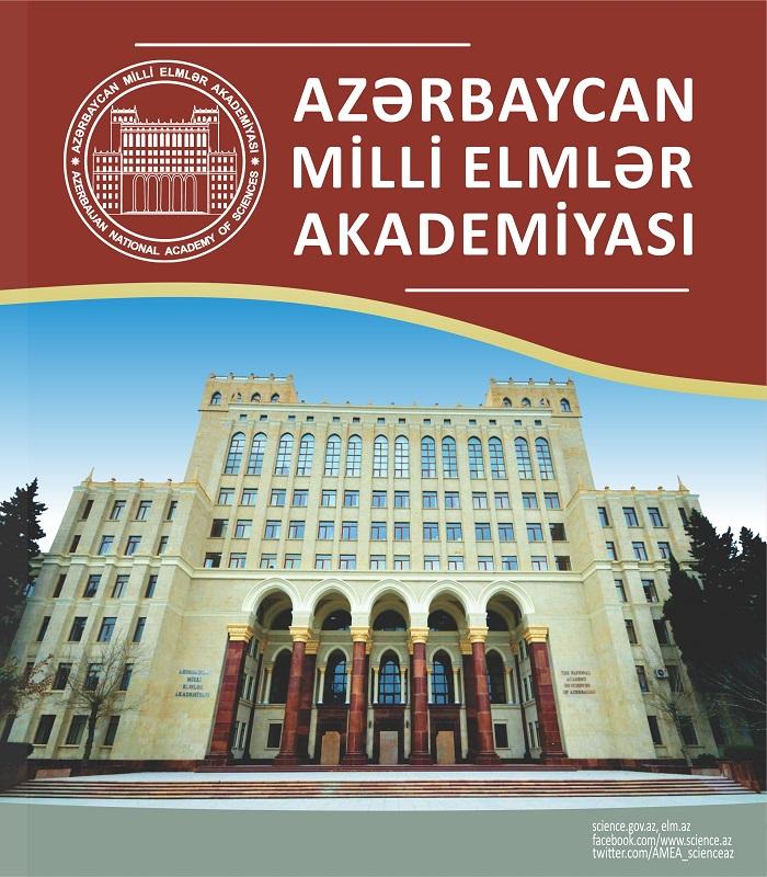 Azərbaycan Milli Elmlər Akademiyası haqqında buklet işıq üzü görüb