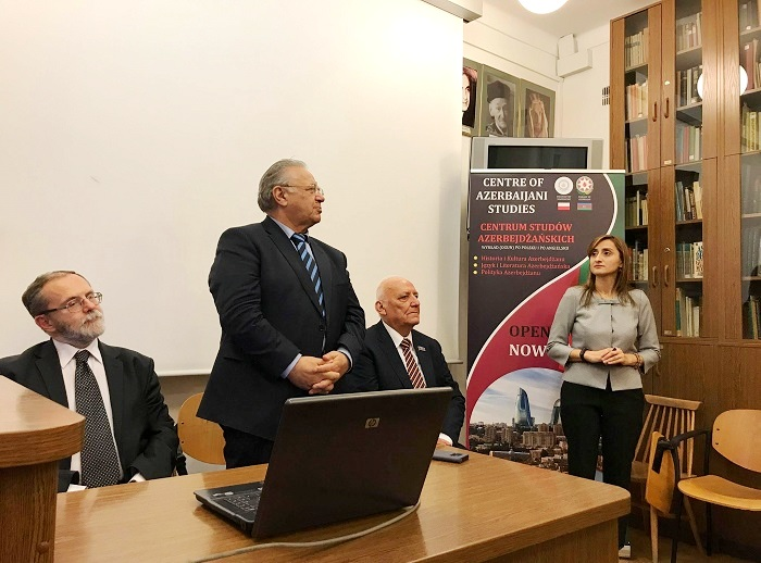 Polşanın Varşava Universitetində Azərbaycanşünaslıq Mərkəzi açılıb