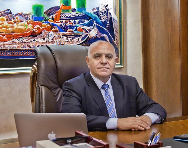 """Professor Vidadi Muradov """"Azərbaycan Xalq Cümhuriyyətinin 100 illiyi (1918-2018)"""" yubiley medalı ilə təltif olunub"""