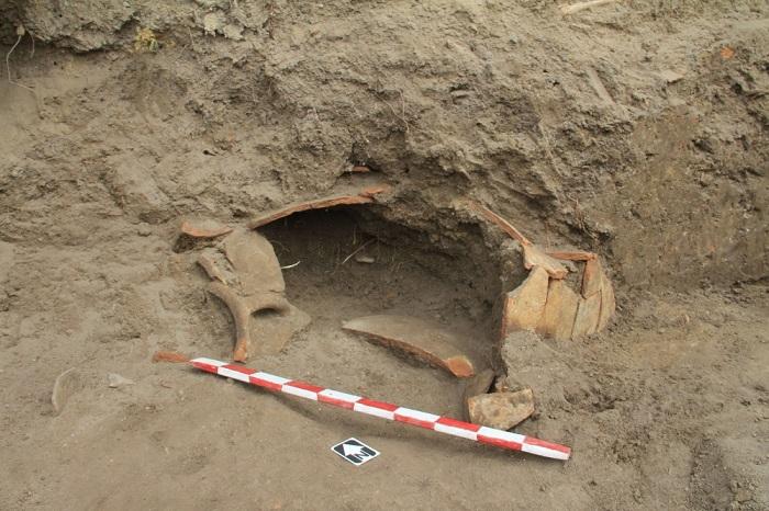Nərgizava nekropolunda antik və ilk orta əsrlərə aid yeni tapıntılar aşkarlanıb