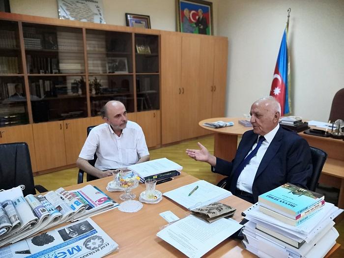 Tarix İnstitutu Bolqarıstanın Şumen Universiteti ilə əməkdaşlıq edəcək