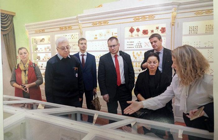 Azərbaycanlı alim Sankt-Peterburqda beynəlxalq konfransda iştirak edib