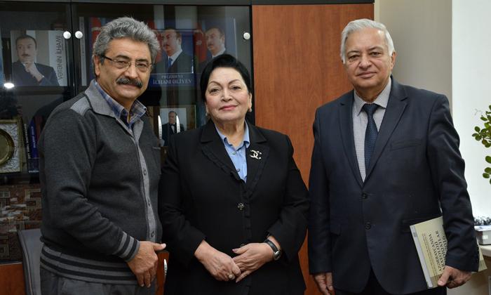 Türkiyənin Qars vilayətinin tarixinin araşdırılmasına dair müzakirələr aparılıb