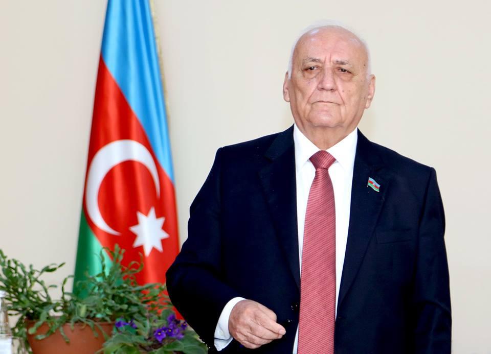 """Yaqub Mahmudov: """"Heydər Əliyev BDU-nun dünya şöhrətli məzunudur"""""""