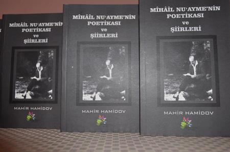 Şərqşünaslıq İnstitutunun əməkdaşının monoqrafiyası Türkiyədə çap olunub