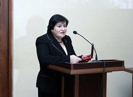 AMEA-da Milli Qəhrəman Şahlar Şükürovun xatirəsinə həsr olunan tədbir keçirilib