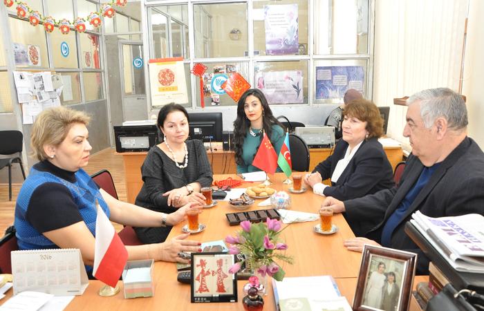 Azərbaycan-Çin elmi əlaqələrində növbəti addım