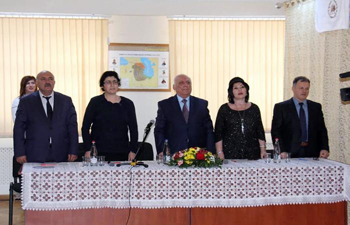 """""""Tarixi şəxsiyyətlərimizə sahib çıxaq"""" layihəsi davam edir"""