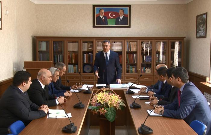 """""""Dədə-Qorqud yurdu Naxçıvan – tarixi və etnoqrafik atlası"""" hazırlanacaq"""