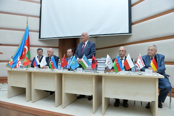 Lənkəranda keçirilən beynəlxalq konfransın bağlanış mərasimi olub