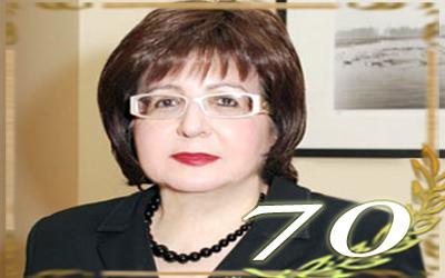 AMEA-nın müxbir üzvü Sevda Məmmədəliyevanın 70 yaşı tamam olur