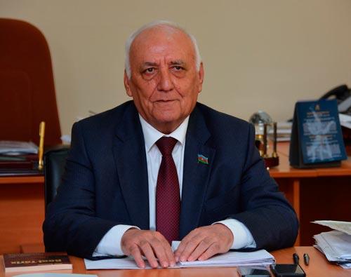 Akademik Yaqub Mahmudov ölkə başçısına məktub ünvanlayıb